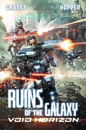 Ruins of the Galaxy Book 4: Void Horizon