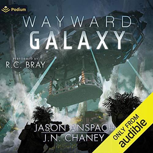 Wayward Galaxy Audiobook 1: Wayward Galaxy
