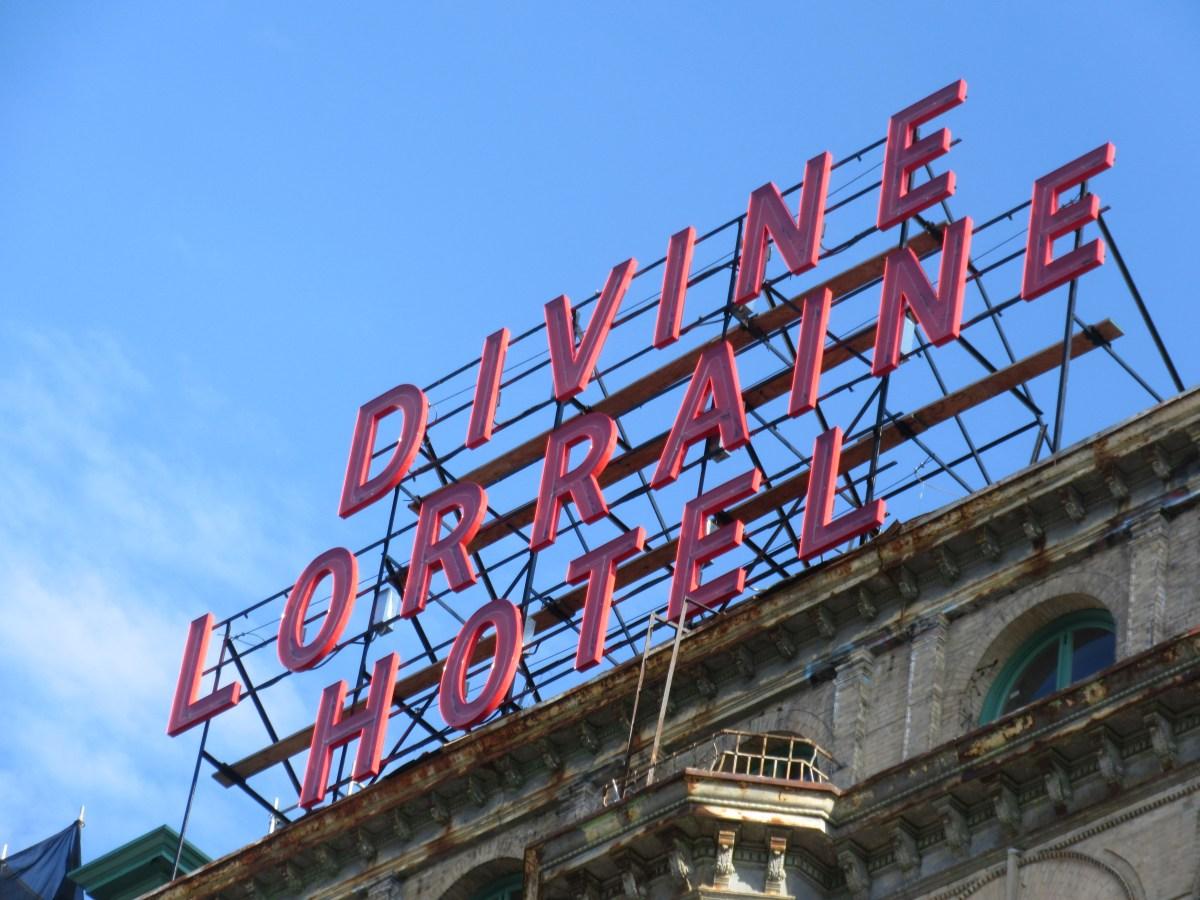 Father Divine Hotel Philadelphia