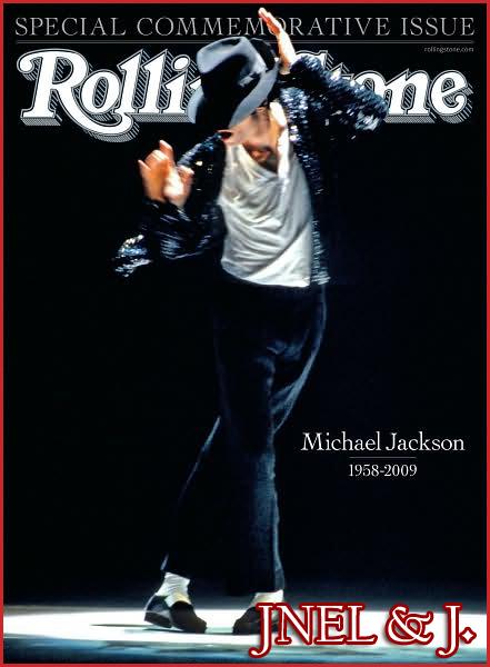 Rolling Stone- MJ