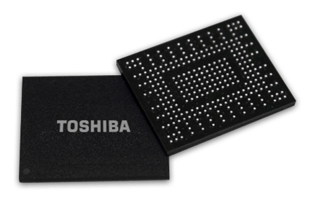 Apple, Dell join bid to buy Toshiba's chip business