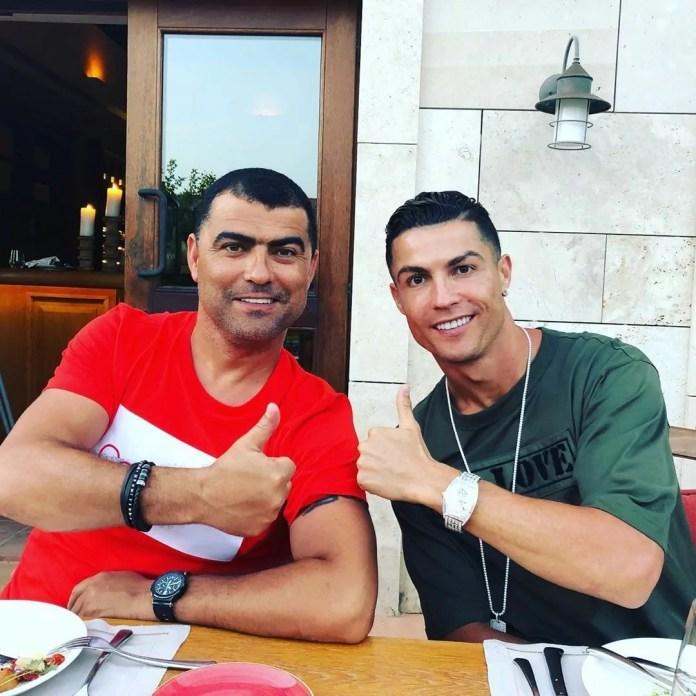 Hugo fratello Ronaldo