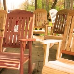 Cedar Rocking Chairs Revolving Chair Wheel Price In Pakistan Ohenry Cypress Cajun Food Louisiana