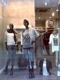 J.Nicholas negozio abbigliamento Argenta