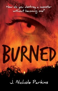 Burned - Book One