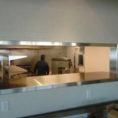 Pass Through Kitchen Window Cheap Island Ideas Stainless Jnl Inc