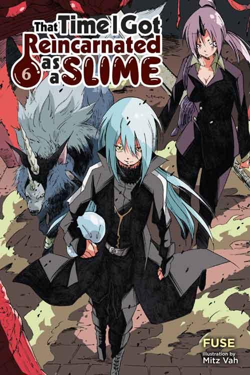Tensei Shitara Slime Datta Ken volume 6