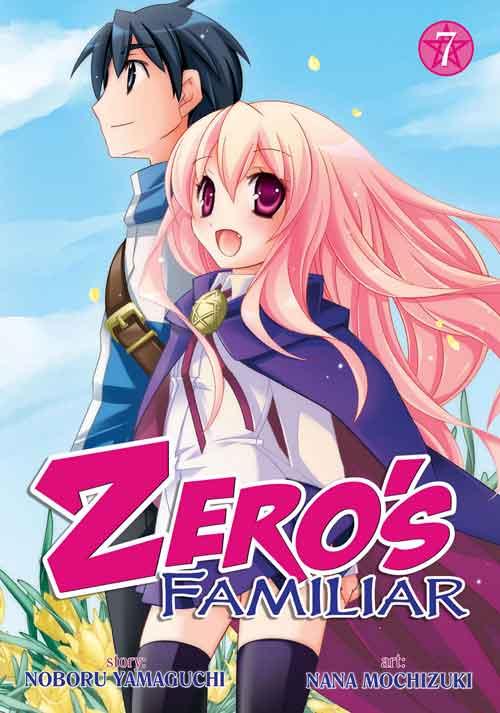 Zero's Familiar