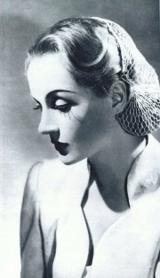 beauty tip #27 1940s snood