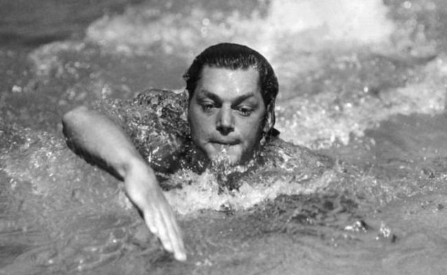 Olympics To Hollywood Johnny Weissmuller Comet Over