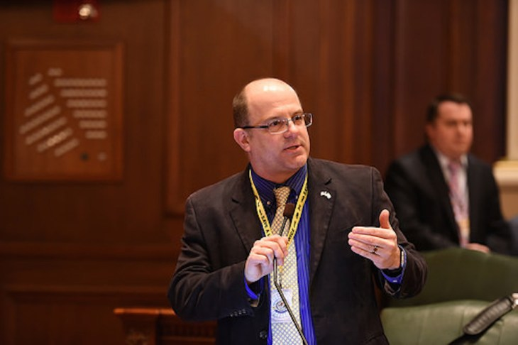Rep. Mark Batinick (R-Plainfield)