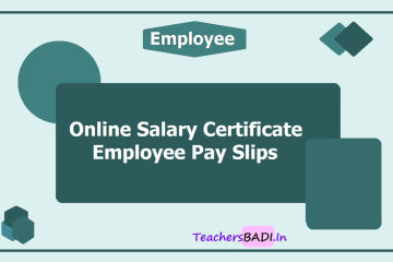 Online-Salary-Certificate-Employee-Pay-Slips