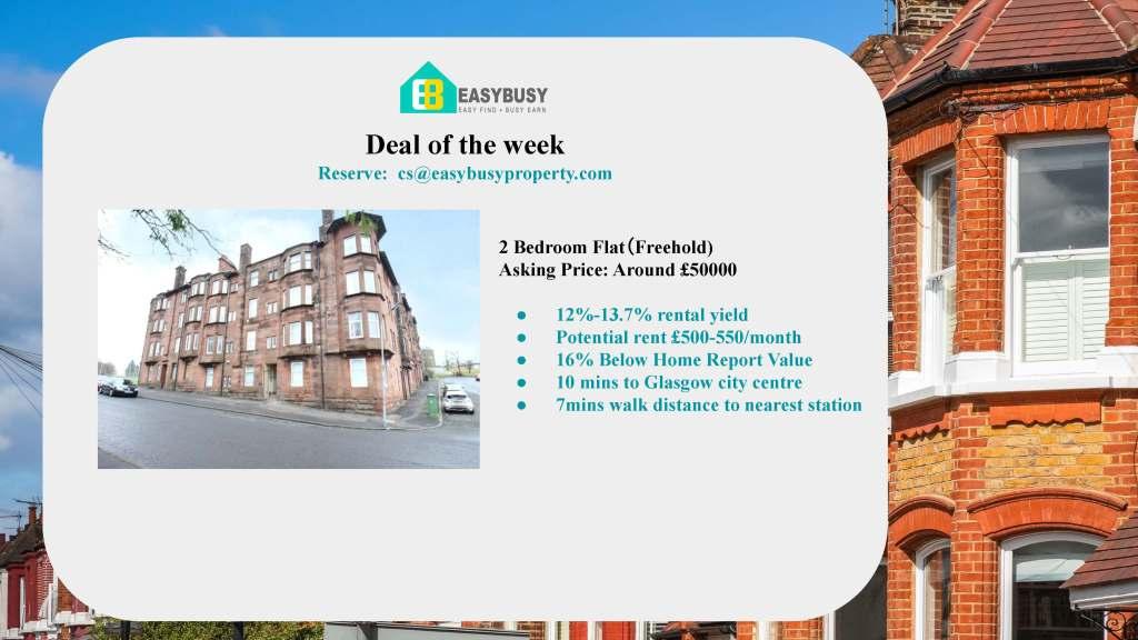20200723-1 | Transaction Record of UK Property Investment | JiaYu