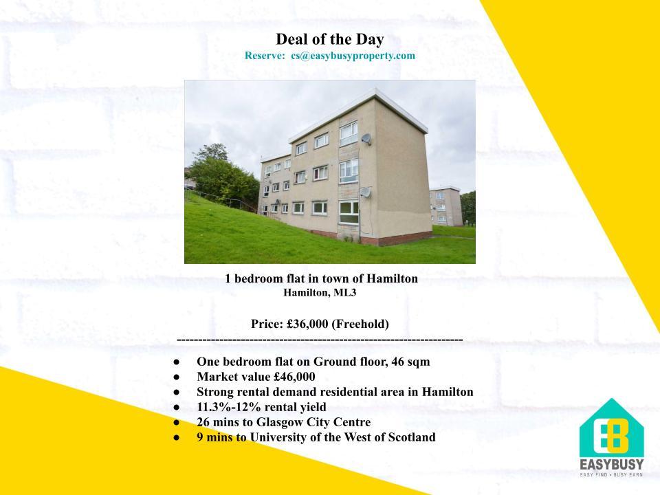 20200812-1 | Transaction Record of UK Property Investment | JiaYu