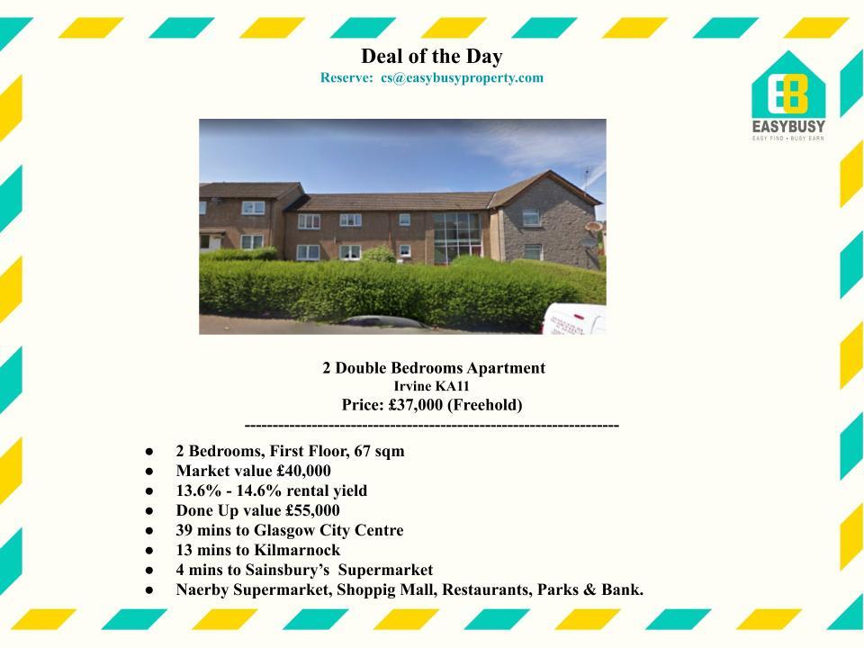 20201022 | Transaction Record of UK Property Investment | JiaYu