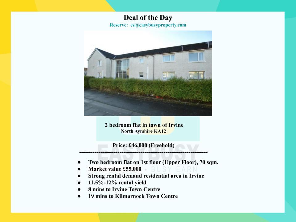 20200808-1 | Transaction Record of UK Property Investment | JiaYu