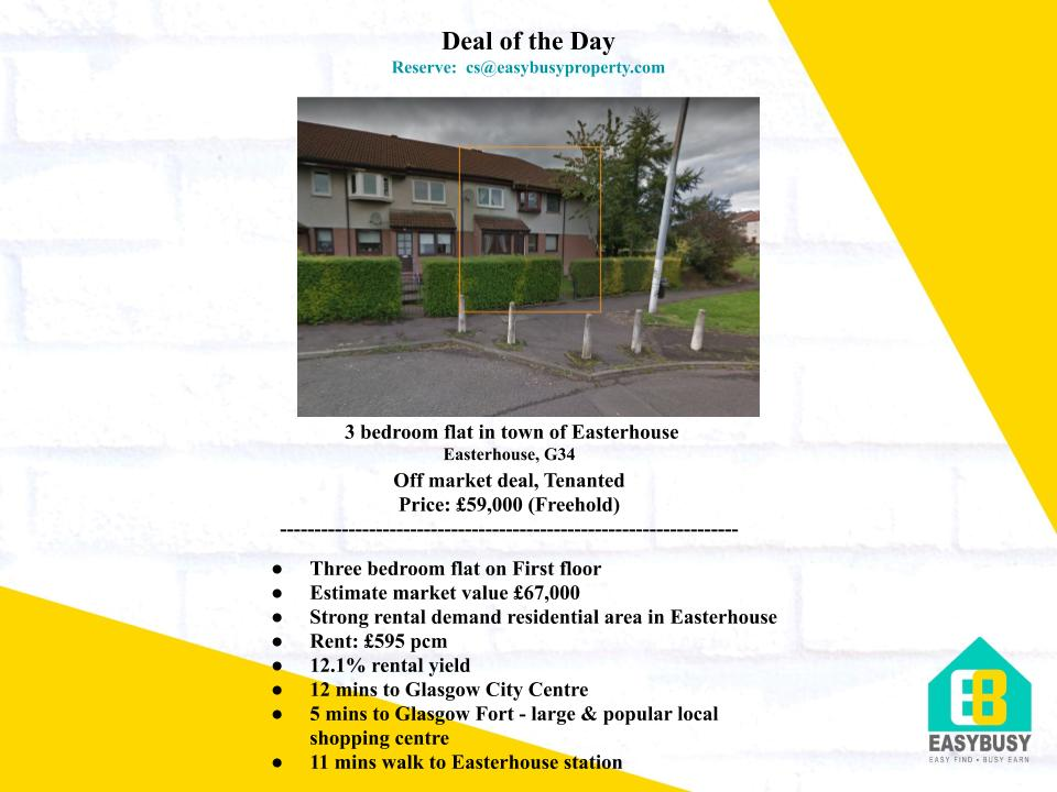 20201128 | Transaction Record of UK Property Investment | JiaYu