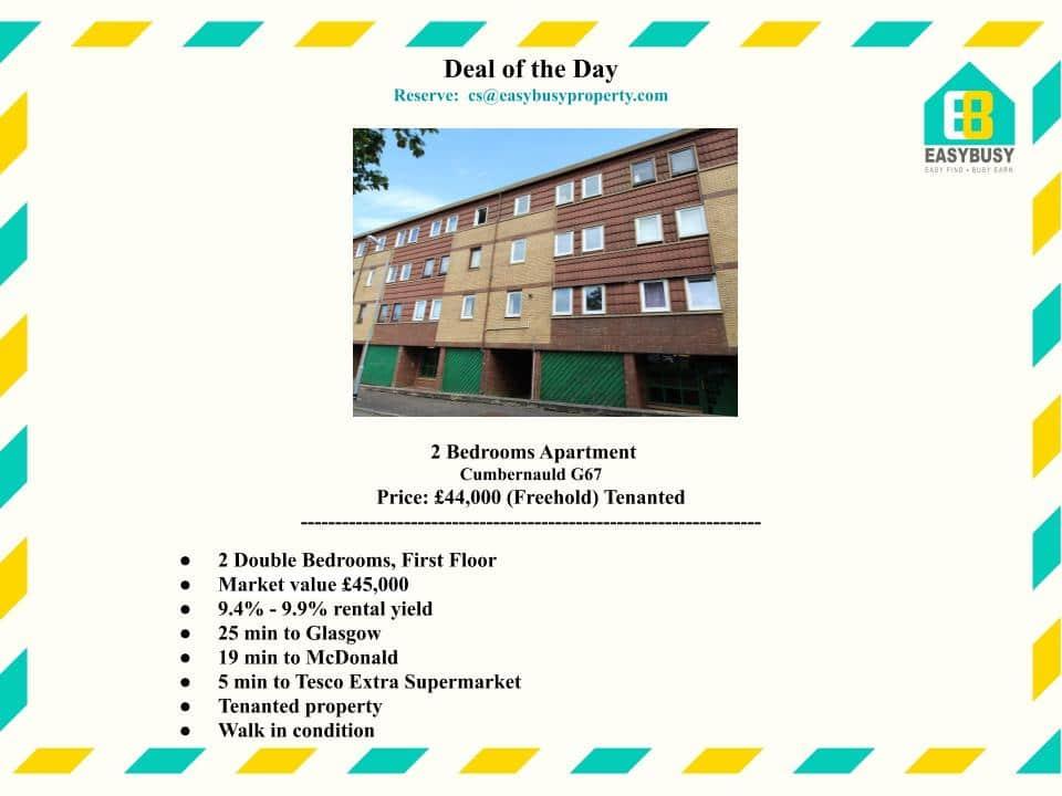 20201125 | Transaction Record of UK Property Investment | JiaYu