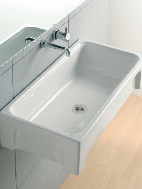 Lavatoio Per Lavanderia Ideal Standard.Lavabo Lavanderia Ideal Standard Modern Blue Bathroom