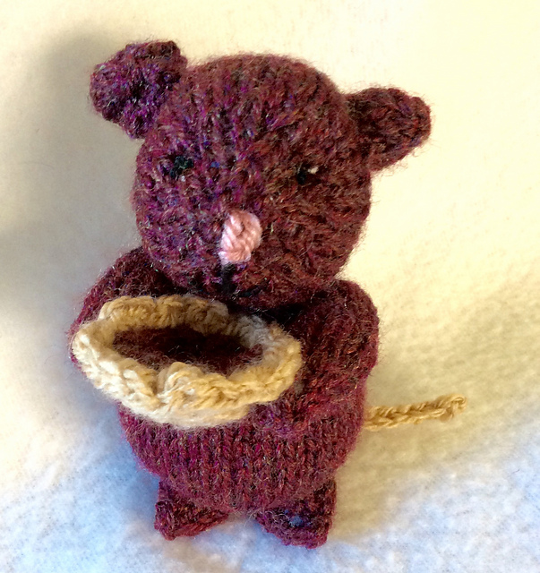 Freddie The Field Mouse My Free Knitting Pattern Got Some Friends