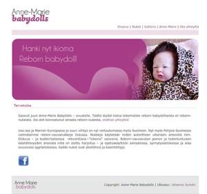 Anne-Marie Babydolls