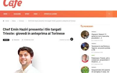 Parlano di noi: Trieste Cafe