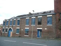 Hawthorn Leslie offices, Ellison Street, Hebburn