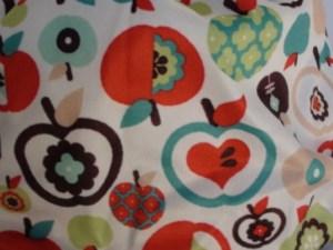 Édes almás T-tomi mosható pelenka külső
