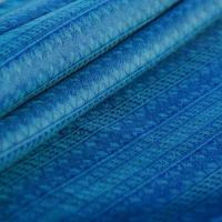 Didymos babahordozó kendő Kék indio