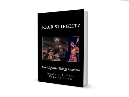 Utgarda Trilogy Book