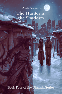 Final The Hunter in the Shadows Front Cover