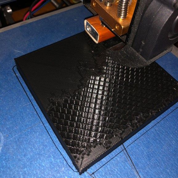 3d printing… Step two