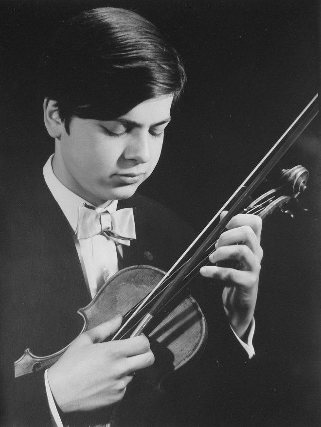 Joachim Schall - Violine