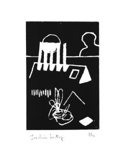 joachim_sontag_sérigraphie_dessin_regarde_toit