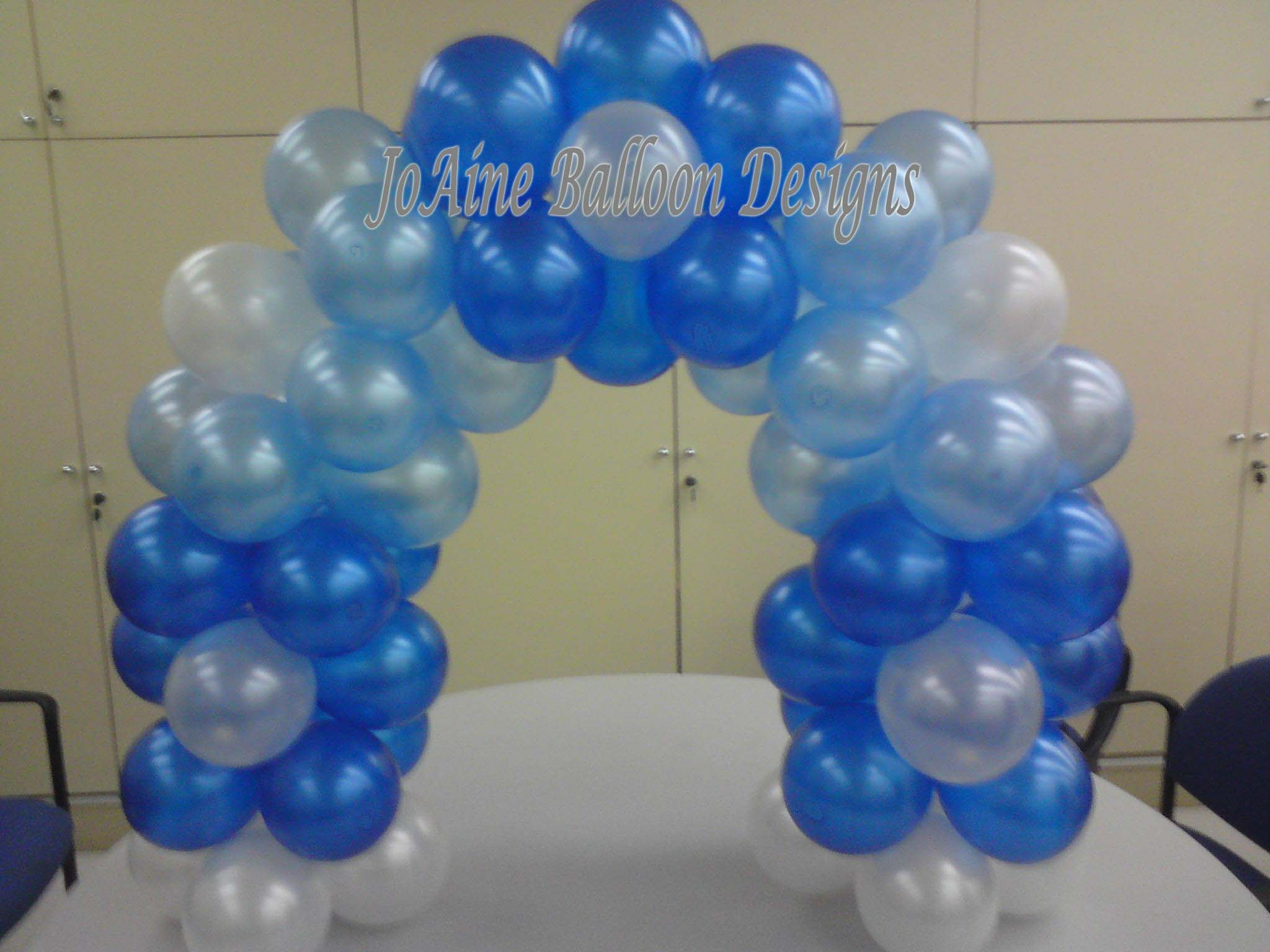 St Andrews Church Hall Decorations  JoAine Balloon Designs