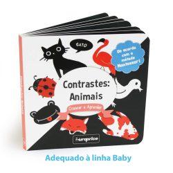 Contrastes: Animais