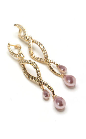 Rio Tinto pearl earrings