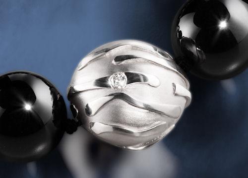 Detail photo of Convergence Classics Necklace by Joana Miranda