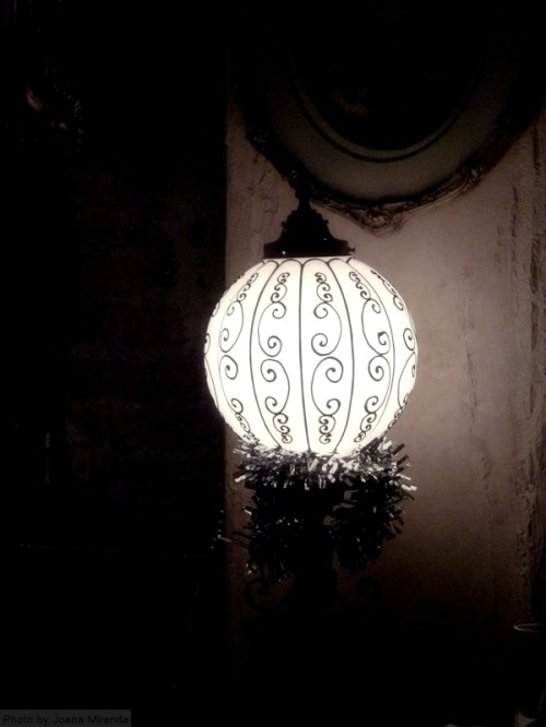 Photo of Victorian lantern