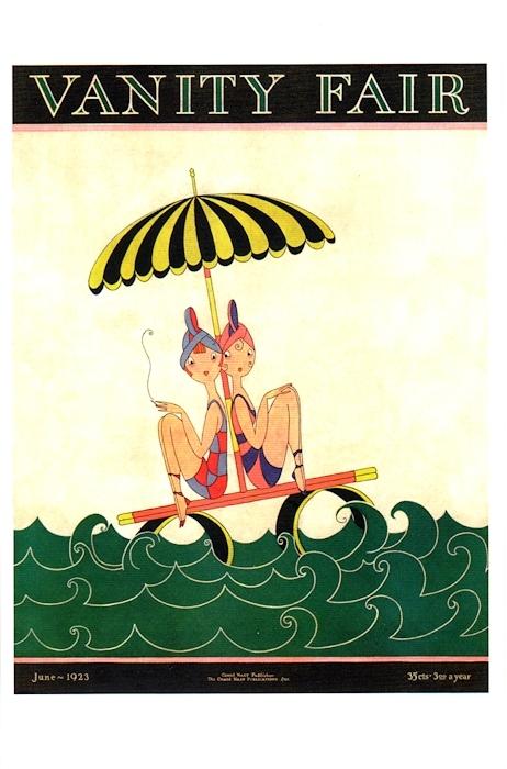 Vanity Fair postcard 4
