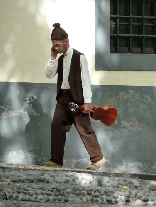 Madeira musician