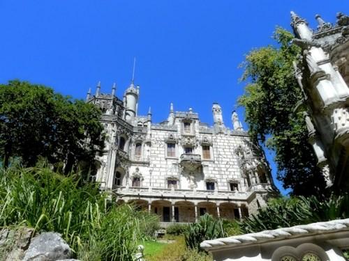 Quinta Regaleira facade