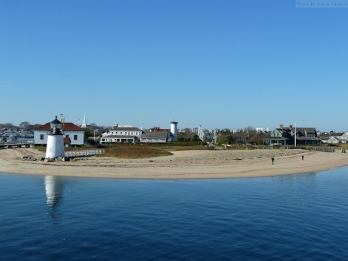 Off the shore of Nantucket