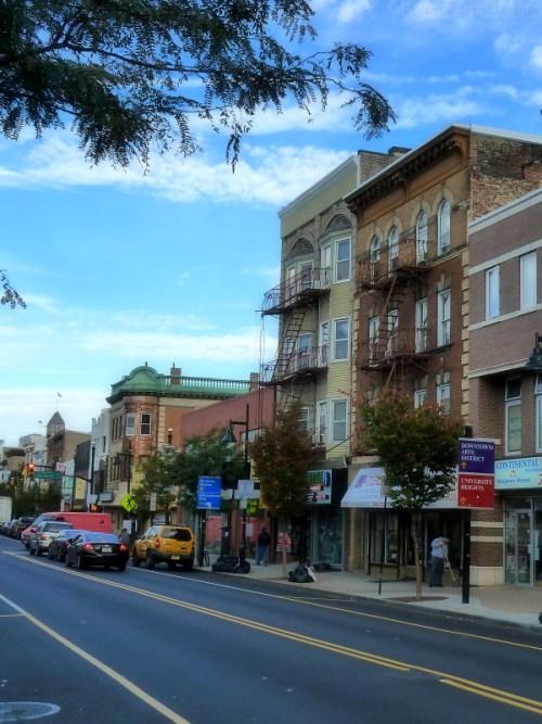 Ironbound district