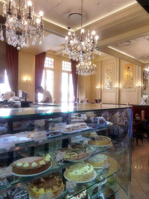Old Vienna Cafe in Sydney