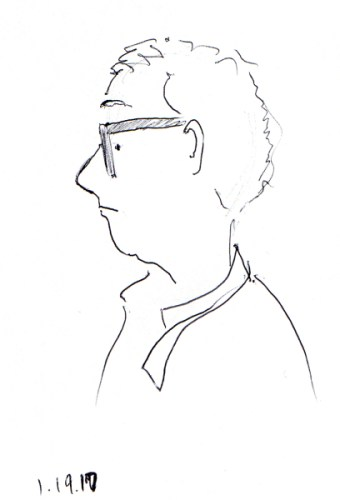 quick-profile-sketch-of-man-with-glasses