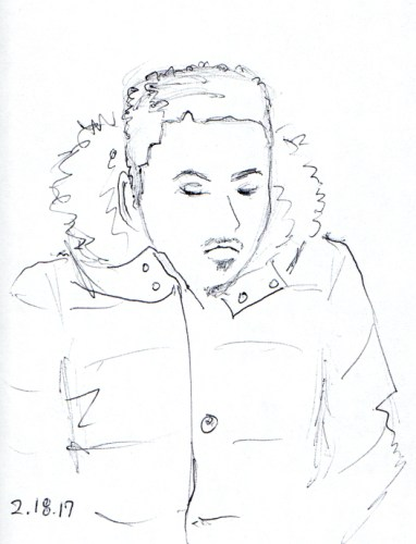 cartoon-sketch-of-man-with-fur-hooded-parka