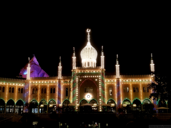 Nimb Palace at Tivoli Gardens