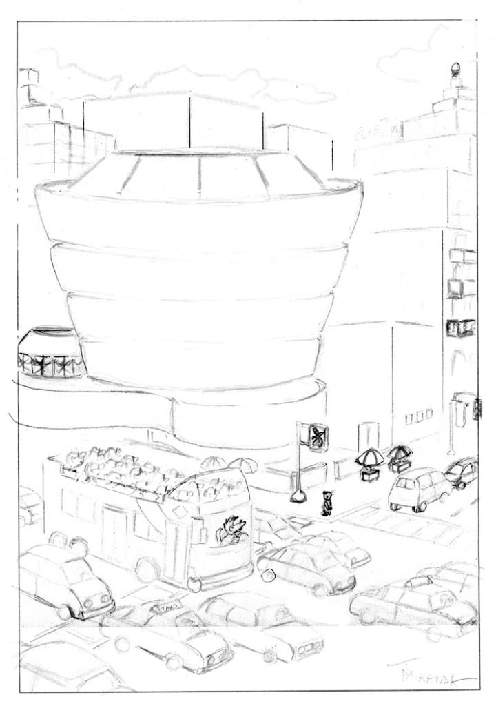 Anatomy of a Cartoon: Example-of-a-cartoon-in-process-by-Joana-Miranda