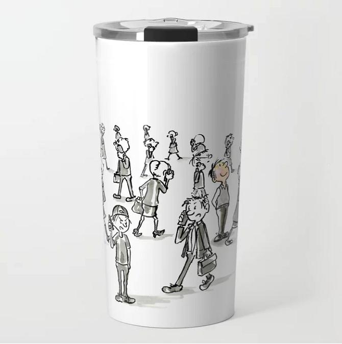 Mindfulness-illustration-by-Joana-Miranda-Studio-Unplugged-on-travel-mug-